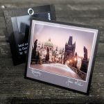 miniaturní zasklené obrázky